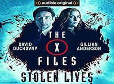 X-FILES STOLEN LIVES